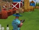 農場で戦う3DFPSゲーム Farm Clash 3D