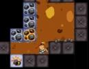 土を掘って鉱石をゲットしていくアクションパズルゲーム マイナー マニア
