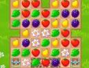 フルーツや花を消していくマッチ3パズルゲーム ガーデン テイルズ