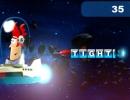 飛んでくる文字を即座に入力するタイピングゲーム Typoooh