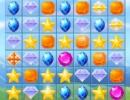宝石を入れ替えて消していくマッチ3パズルゲーム ジュエル クラッシュ マッチ3