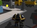ロボを操作してミッションをこなすゲーム ロボット ヒーロー シティ シミュレーター 3D