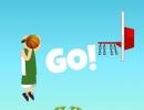 クリックでボールをシュートしていくバスケゲーム ストリート ボール ジャム