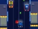 武装車で車を破壊して進むカーアクションゲーム アームド ロード