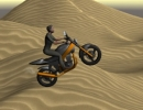 様々な場所をバイクで走るバイクゲーム ダート バイク ライダー