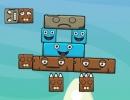 敵ブロックを画面外へ落としていくパズルゲーム フォーリング ブロックス