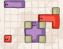 同じ色のブロックをつなげていくパズルゲーム ジェリー ドゥーズ