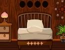 Snow Wooden House Escape