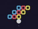 同じ色のリングを動かして消していくパズルゲーム トライアディック
