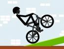 ウイリーだけで進んでいくバイクゲーム ホイーリー バイク 2