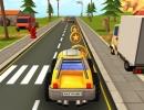 レースや駐車等のモードが楽しめる3Dカーゲーム Cartoon Hot Racer 3D