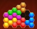 ブロックを枠にはめ込んでいくパズルゲーム ブロック ヘキサ パズル
