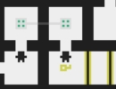 分身を利用して仕掛けを解いて進むアクションパズルゲーム Duplicators