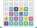 同じ数字ブロックを重ねていくパズルゲーム Let's Catch