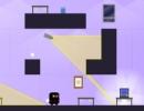ライトに当たらないように進むアクションパズルゲーム ニンジャ vs イービルコープ