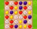 フルーツや花を消していくマッチ3パズルゲーム ガーデン テイルズ 2