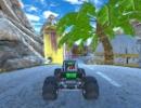 3Dカーレースゲーム モンスタートラック エクストリーム レーシング