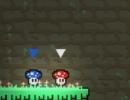 キノコの入れ替わりアクションパズルゲーム マッシュワーク トゥゲザー