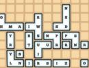 英単語を作ってブロックを消していくゲーム Lexicontainer