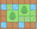 畑で木や魚を育成していくシミュレーションゲーム Dig N Dice