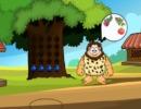 脱出ゲーム Caveman Rhino Escape 3