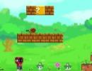 マリオ風のアクションゲーム スーパーロボ アドベンチャー