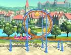 ジェットコースターのコースを作るゲーム Rollercoaster Creator Express