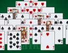 足して13のカードを組み合わせて消すトランプゲーム ベスト ピラミッド ソリティア