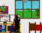 クリックで部屋をアップグレードしていくクリッカーゲーム Room Clicker