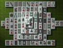 麻雀の牌を使った3D風の上海パズルゲーム 3D Mahjong