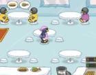 ペンギンがレストランを運営するゲーム ペンギンディナー